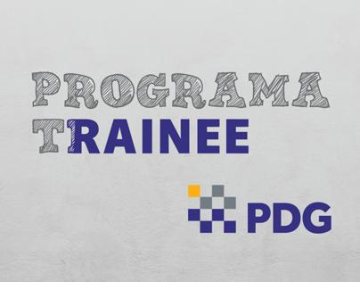 PDG lança 2ª edição de seu Programa de Trainees